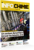 Le magazine Industrie Chimie