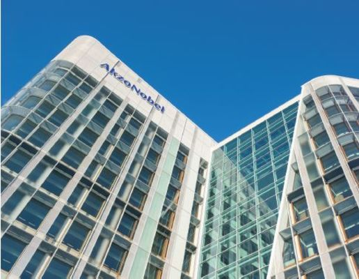 AkzoNobel reste stable en 2019