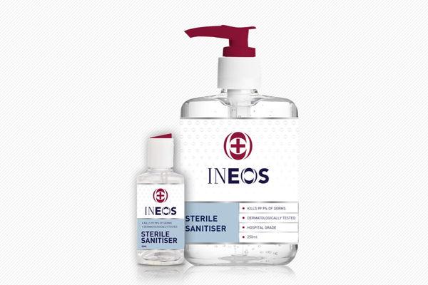 L'entreprise Ineos va fabriquer un million de bouteilles de gel hydroalcoolique — Coronavirus