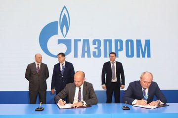 Gazprom et Linde signent plusieurs accords